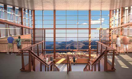 Pikes Peak Summit House